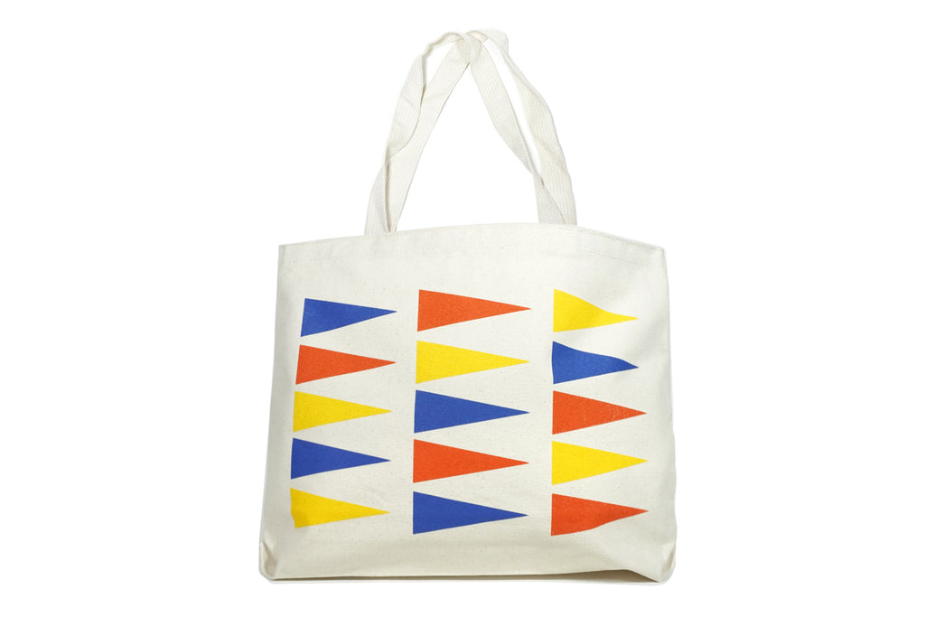 Oxford Pennant - Pennant Tote Bag