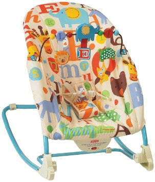 Fisher Price Alphabet Infant to Toddler Rocker