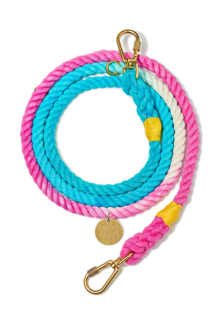 Found My Animal Cotton Rope leash California for Dogs