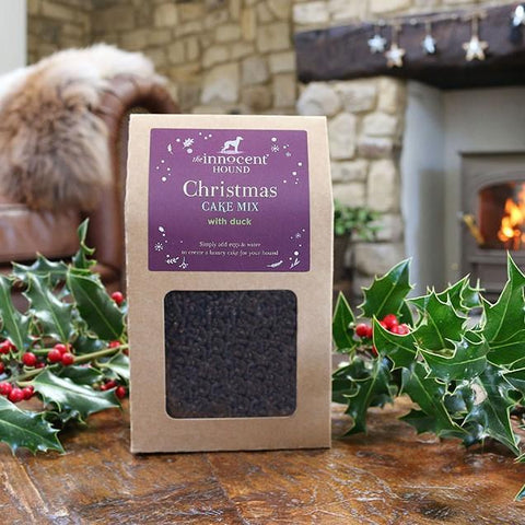 Innocent Hound Christmas Cake Mix for Dogs