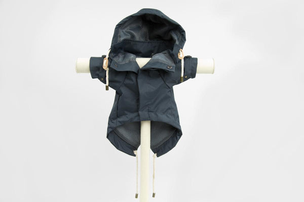MaxBone Talon Rain Coat Midnight