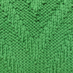 Handknit Raglan in Pine Green - Jumper - Megan Crook