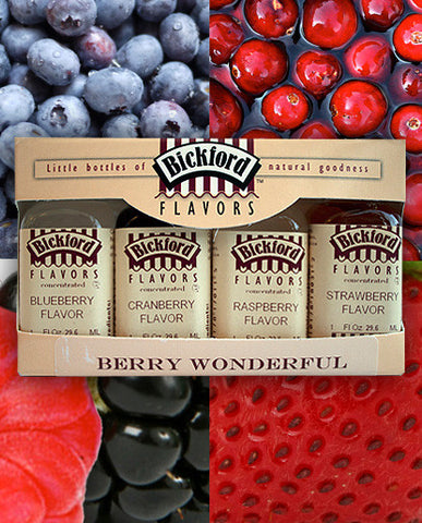 Berry Wonderful Collection