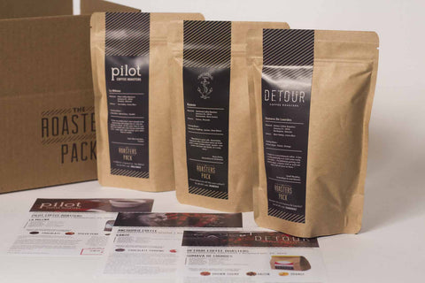 3 x 8oz The Roasters Pack (Dark Option) - 12 Issues