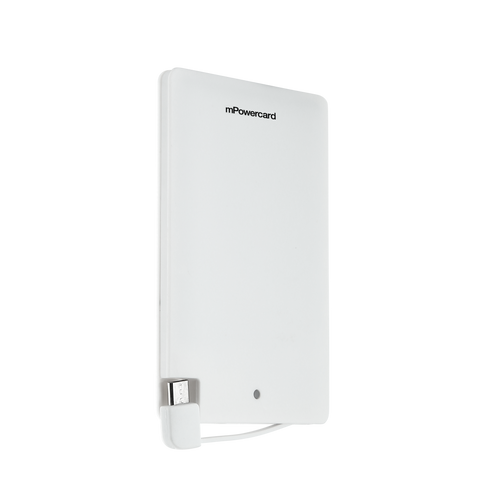 mPowercard power bank