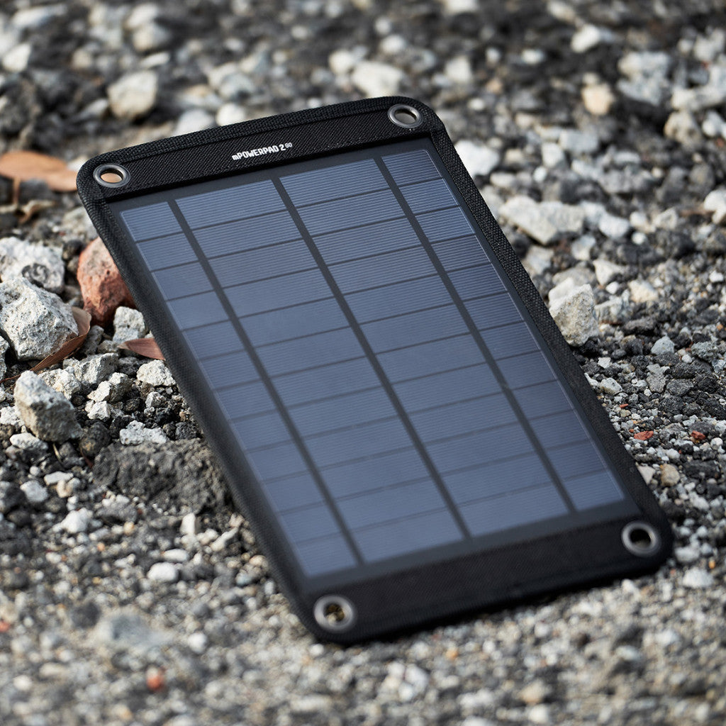 mPowerpad 2 Go solar charger