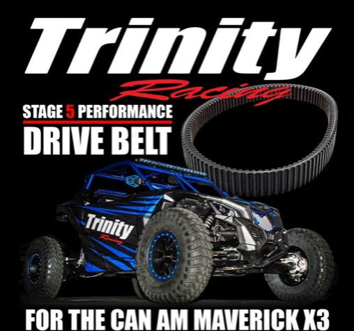 Trinity Racing Sand Storm Belts for Polaris RZR