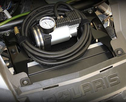Adventure Air Onboard Compressor Kit for Polaris RZR1000/900  by Full Metal Fabworks (Free Shipping to the lower 48)