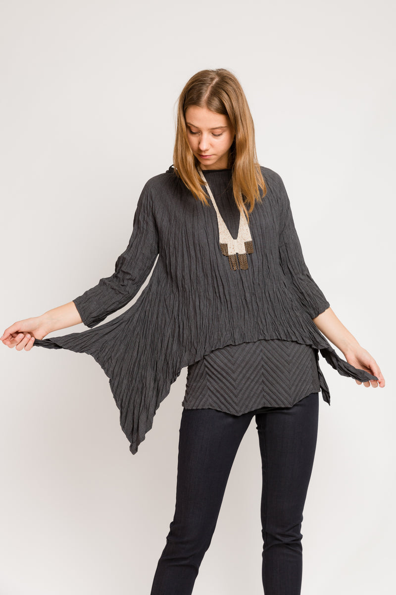 Twisted Square Top in Xanadu