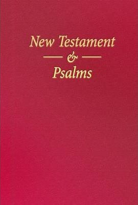 KJV Pocket New Testament and Psalms