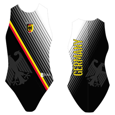 BBOSI Germany - Womens Water Polo Suits / Costume