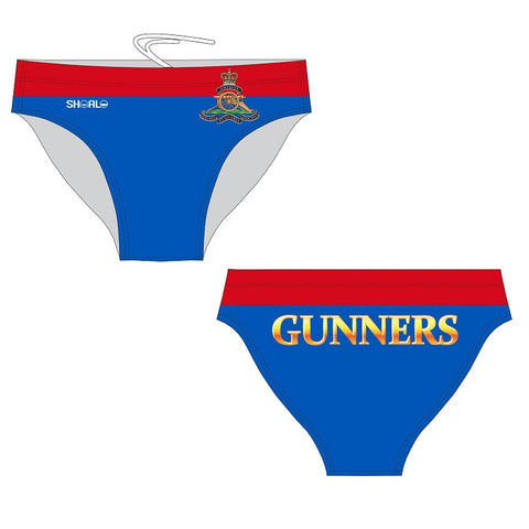 SHOALO Customised - Royal-Artillery (Gunners) Mens Swim Briefs