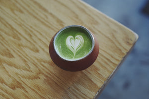 Best Japanese Matcha Green Tea Cortado