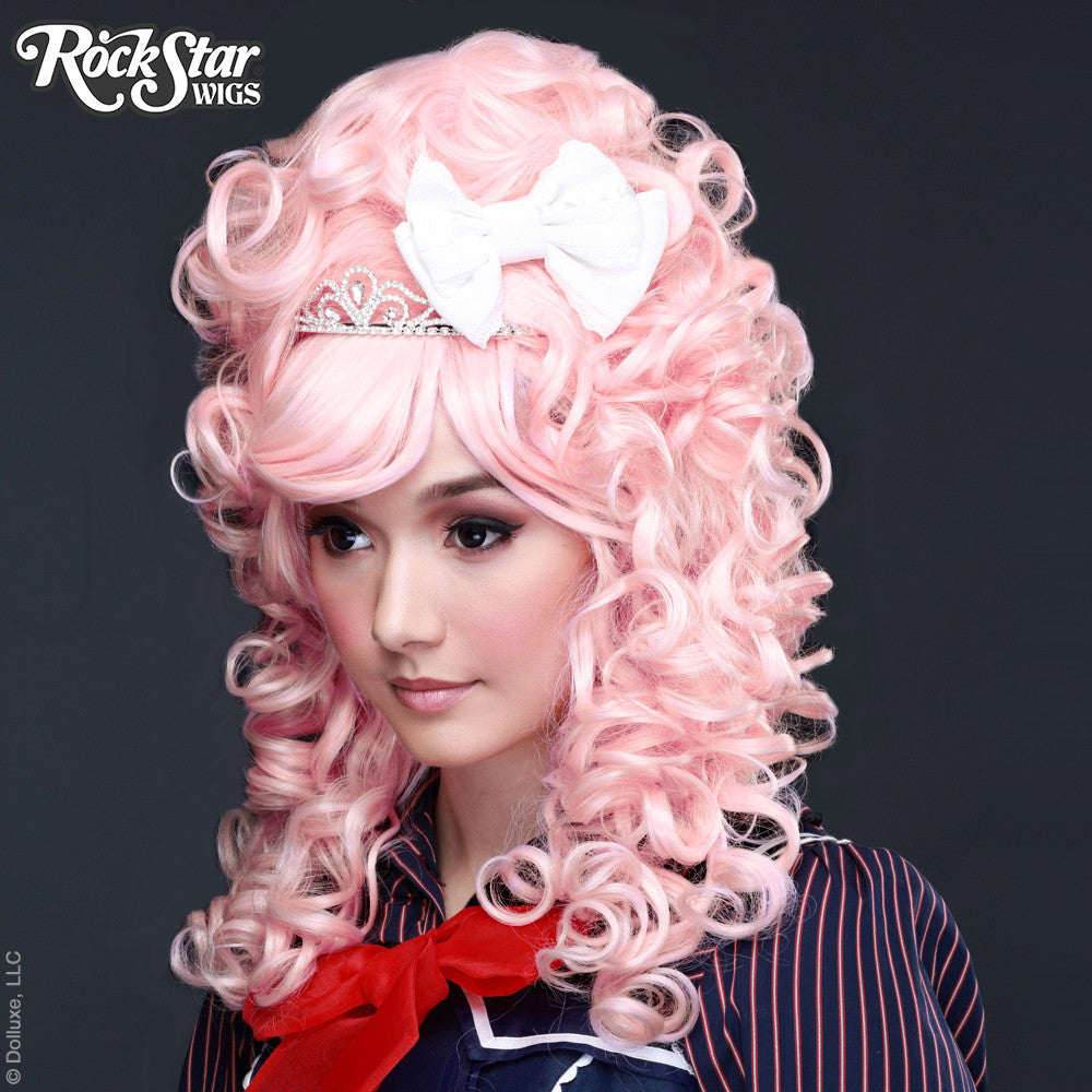 RockStar Wigs® <br> Marie Antoinette Collection - Pink Lace -00196