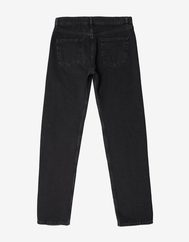 Balenciaga Black Denim Jeans