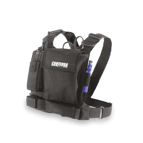 Tool Chest Radio Chest Harness ***black OUT OF STOCK until 8/15***