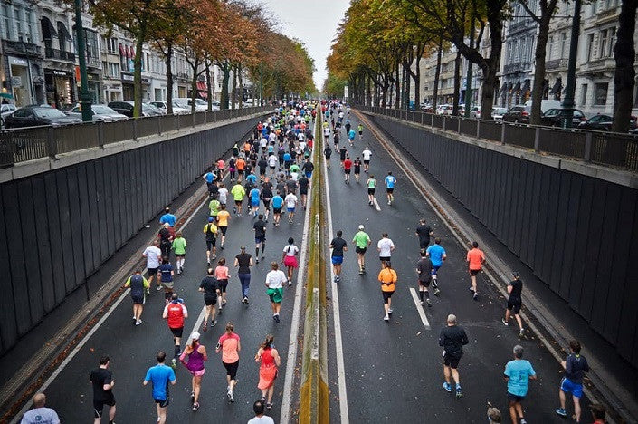 First Time Marathon Training Tips