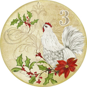 Twelve Days - French Hens