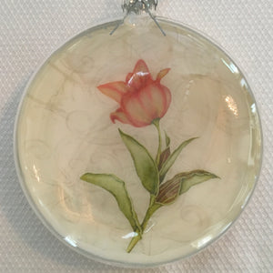 Everyday Ornaments- Spring Blooms Tulip #2
