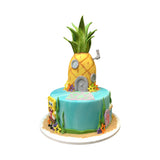 Pineapple Under the Sea Cake