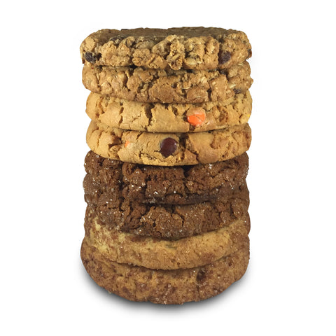 Spice Girls Assorted Half Pound Cookies - 8 Pack