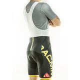 RACMMER CYCLING SHORTS OR BIB GEL PAD ROPA CICLISMO MOISTURE WICKING-ASTROSHADEZ.COM-Yellow Bib Shorts-S-ASTROSHADEZ.COM