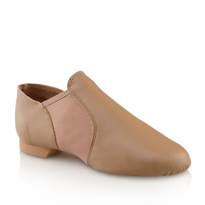 Capezio Jazz Shoes - Caramel - Adult