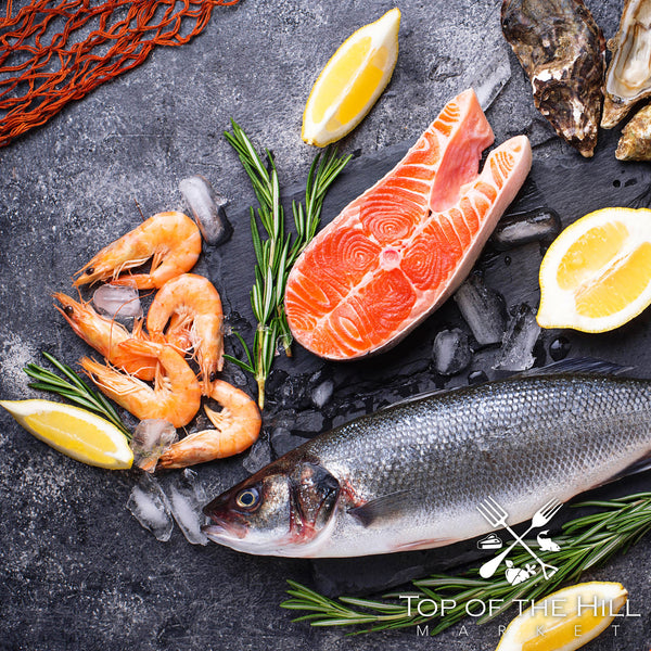 Butcher & Catch: Seafood Only Subscription Box (PLUS A FREE GIFT!)