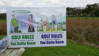 Golf Rules & Etiquette Pocket Guides