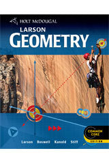 Holt McDougal Larson Geometry Student Edition eTextbook ePub 1-year 2012