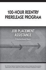 100-Hour Reentry Prerelease Program Student Edition Job Placement