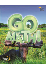 GO Math! Chapter Resource Blackline Master Collection Grade 3