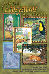 Steck-Vaughn Pair-It Books Proficiency Stage 6 Individual Student Edition Folktales from Ecosystems Around the World