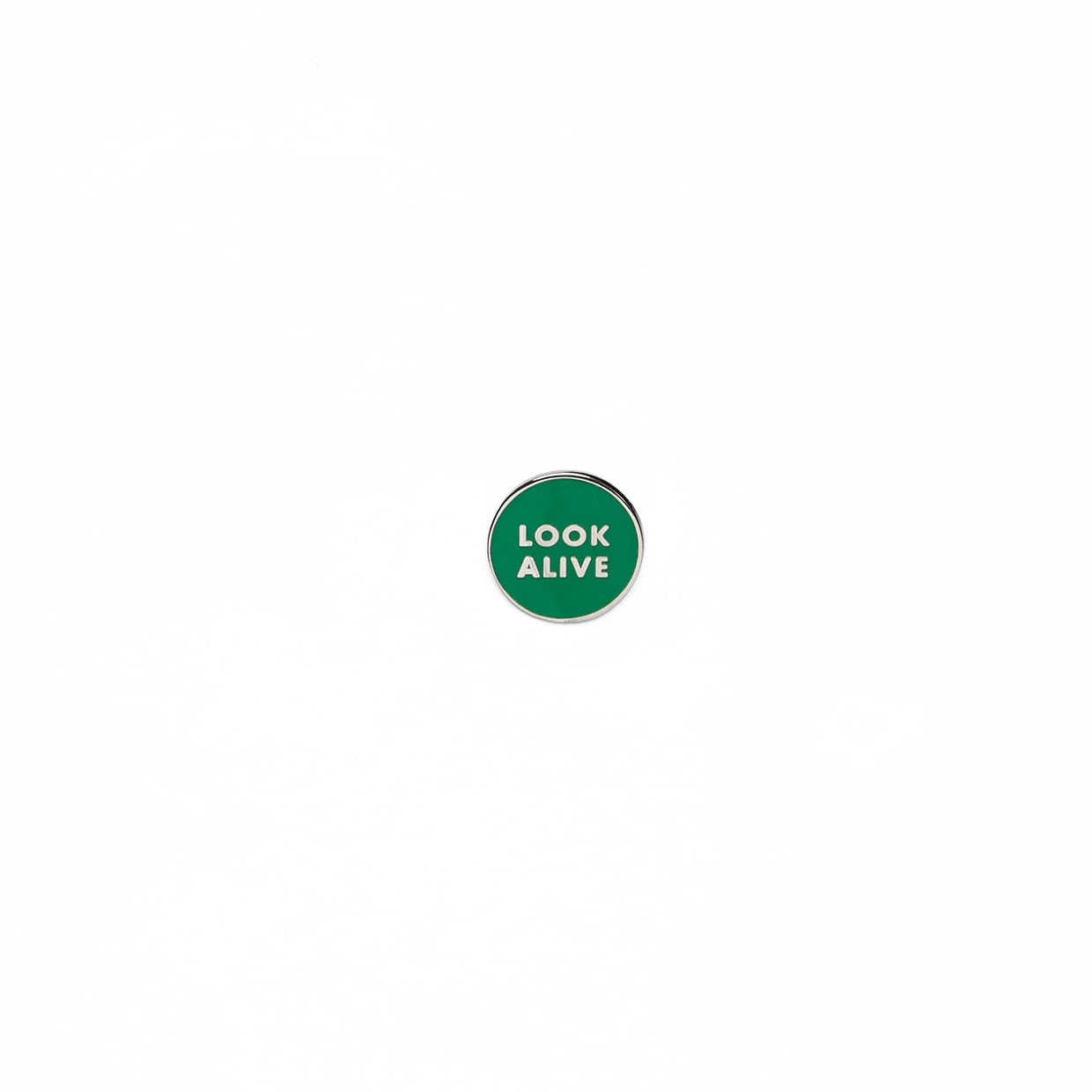 'Look Alive' Enamel Pins