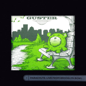 Guster 'Parachute: Live From Brooklyn Bowl' MP3 / CD