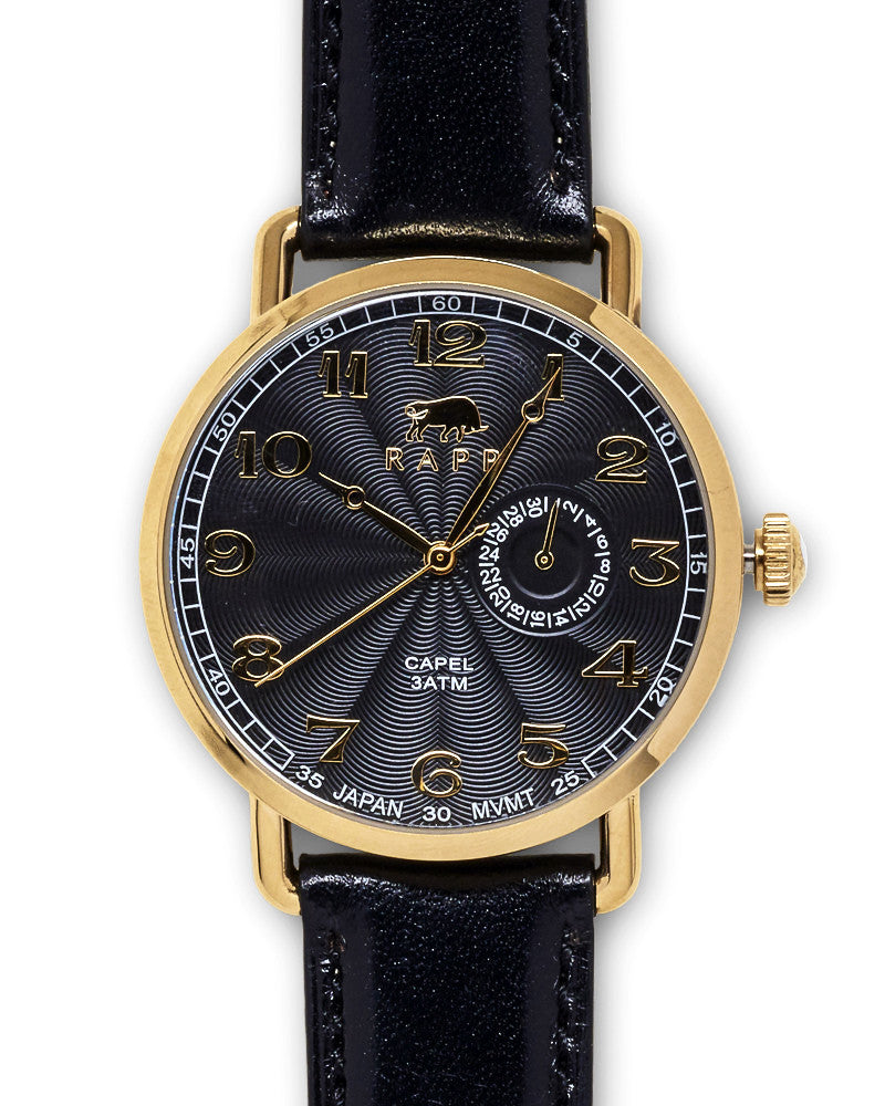 Capel - Gold Black Standard