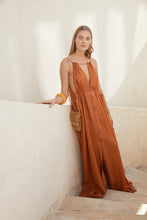 Agatha Dress - Spice