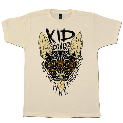 Kid Congo & The Pink Monkey Birds / Chihuahua T-Shirt