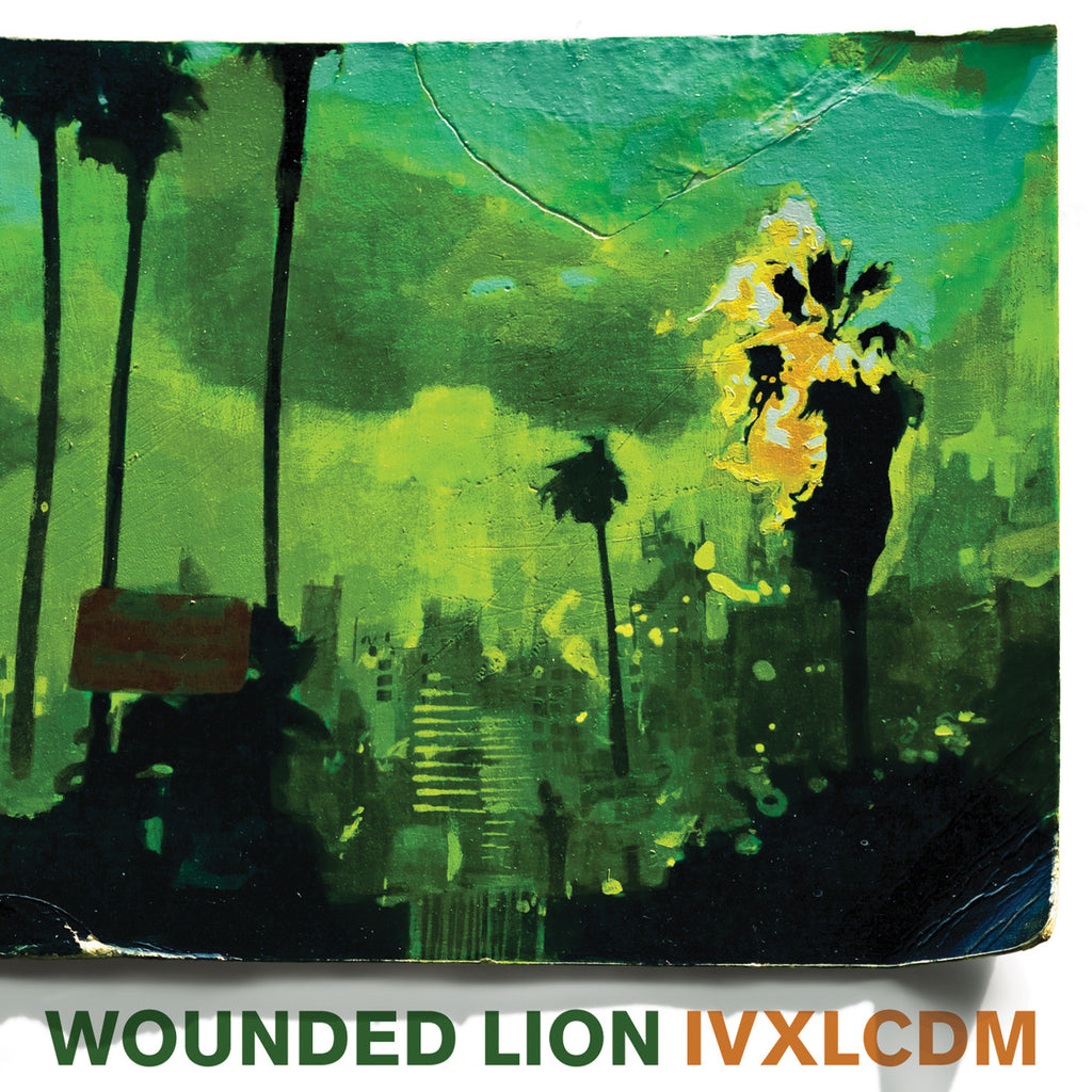 Wounded Lion/IVXLCDM