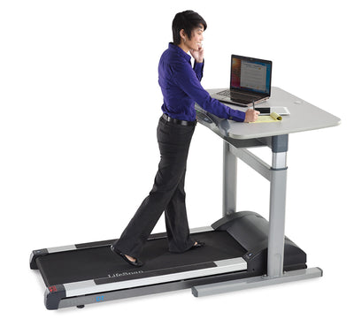 Superior Treadmill Desk w/ Automatic Height Adjustment