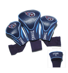 3 Pk Contour Sock Headcovers Tennessee Titans