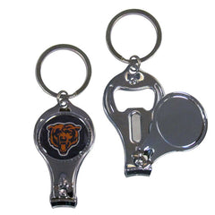 Bears 3 in 1 Key Chain