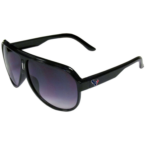 Texans Malibu Aviator Sunglasses