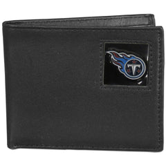 NFL Bifold Wallet in a Tin - Tennessee Titans