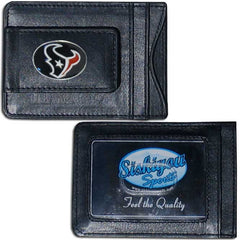 Cash & Cardholder Houston Texans