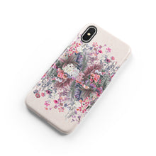 Load image into Gallery viewer, Lavender Garden Snap iPhone Case - bycsera