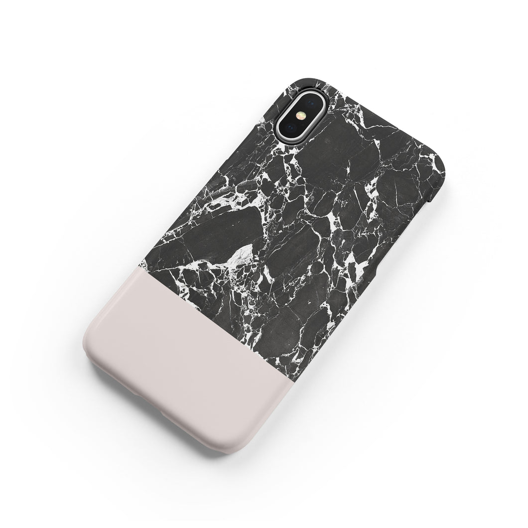 Black Pearl Snap iPhone Case - bycsera