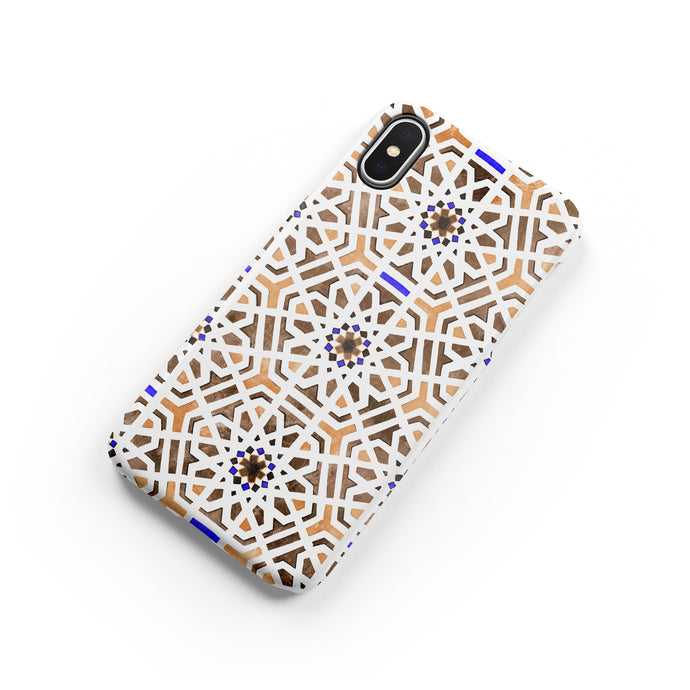 Marrakech Snap iPhone Case - bycsera
