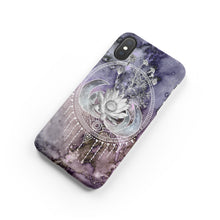 Load image into Gallery viewer, Moonflower Snap iPhone Case - bycsera