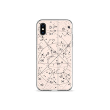 Load image into Gallery viewer, Desert Constellation Clear iPhone Case - bycsera